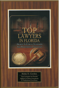 Top Lawyers in Florida - Award